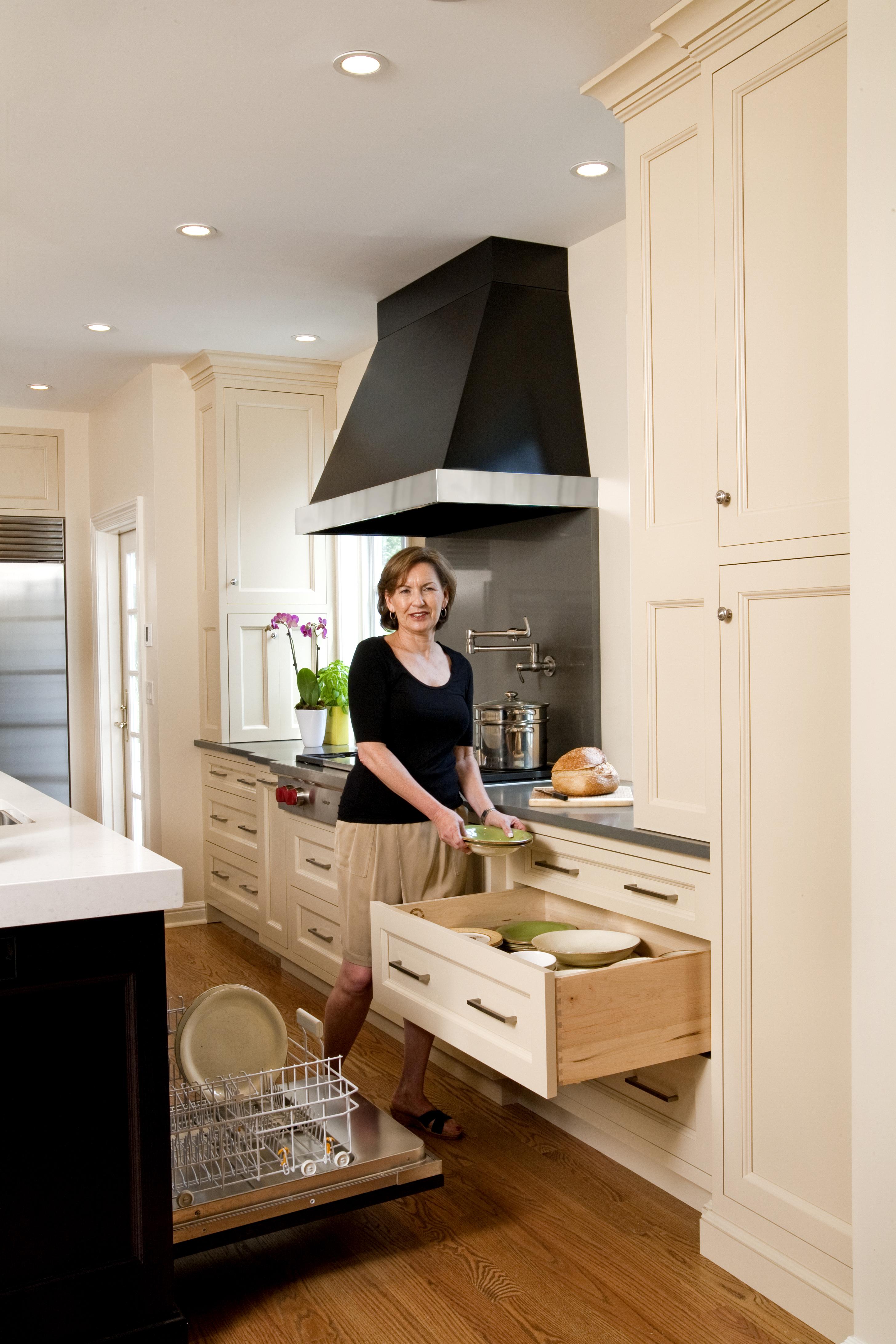 Superior woodcraft featured on houzz kosher kitchen for Keeping a kosher kitchen