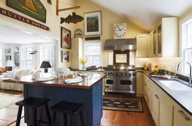 Superior Woodcraft | Nantucket Kitchen   Butter Dream   Superior Woodcraft