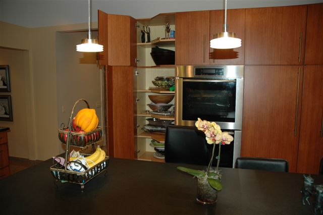 Superior woodcraft tips for kitchen organization and for Kitchen cabinets yorktown ny