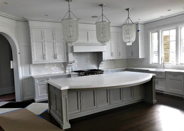 Custom-made Cabinetry by Superior Woodcraft