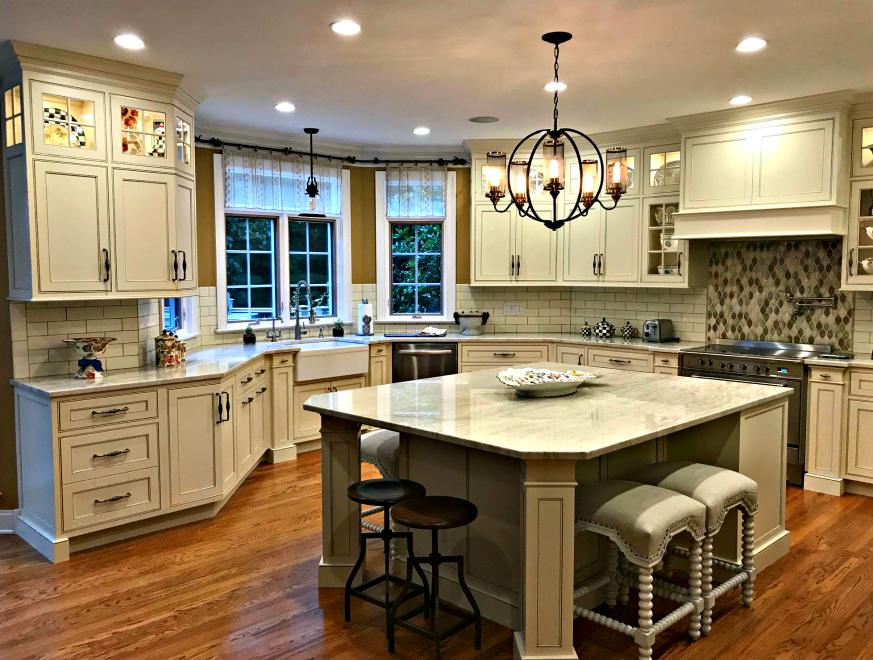 Superior Woodcraft Superior Woodcraft Custom Kitchen