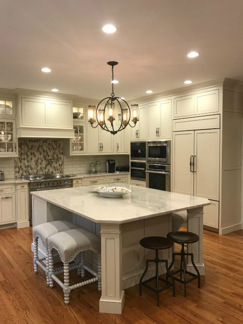 Superior Woodcraft Custom Kitchen
