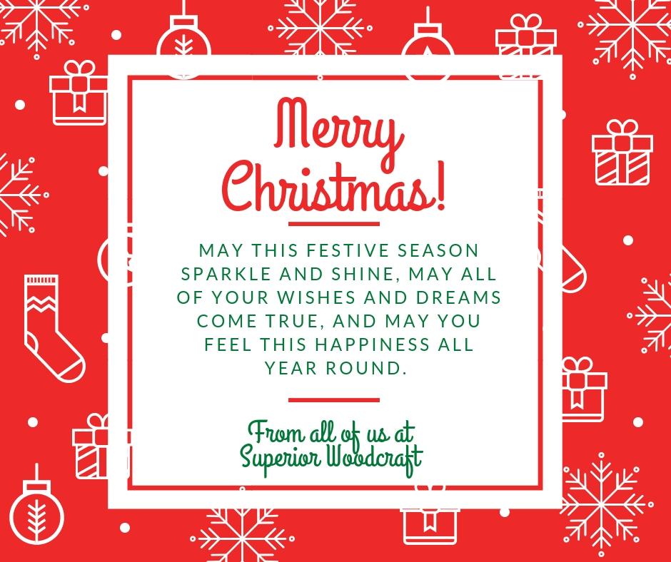 Merry Christmas - 2019 - Superior