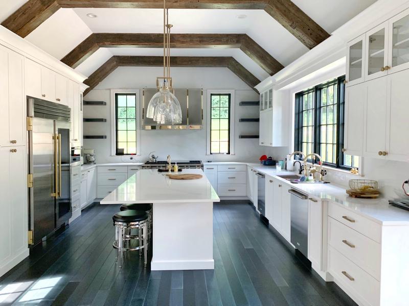 Radnor White Kitchen