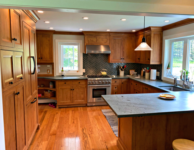 Superior Woodcraft Delivers Beauty